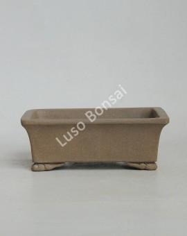 Vaso Rectangular 16x12x5.5 cm SE Claro