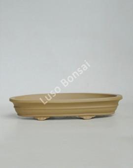 Vaso oval 26x13x5 cmSE Claro