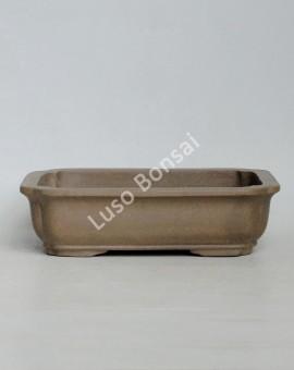 Vaso rectangular 21x16x5,5 cm YX SE Claro