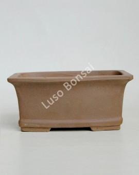 Vaso Rectangular 23,7x19x9.5 cm SE Claro