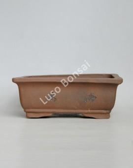 Vaso Rectangular 25x18x9,5 cm SE Escuro