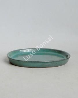 Prato oval 31x24x2.5 cm Verde