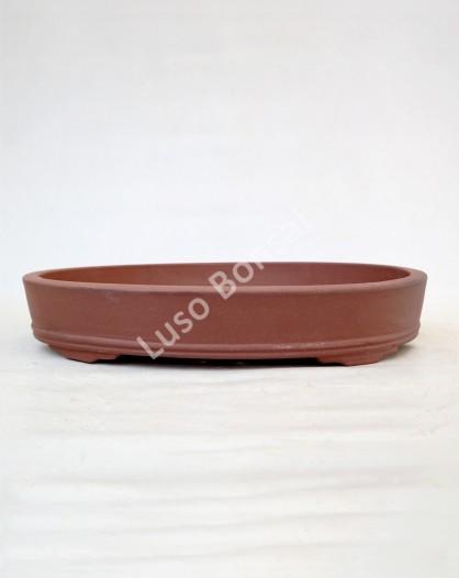 Vaso Oval 41x28x7 cm SE